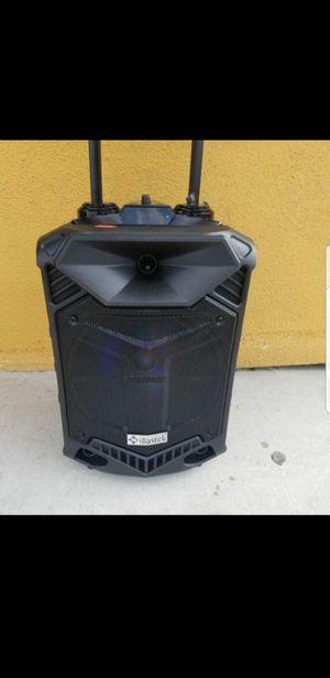Bluetooth speaker 4,800 watts for Sale in Fontana, CA