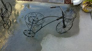 Tricycle for flower pots for Sale in Holiday, FL