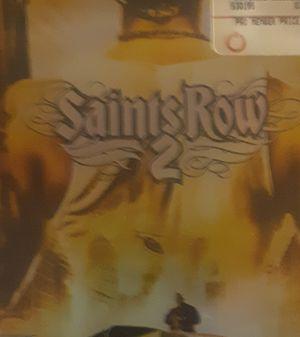 PS3 saints row2 for Sale in Morrison, CO