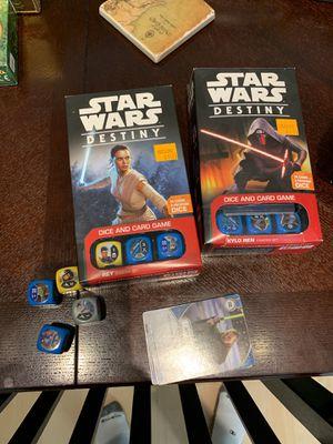Star Wars Destiny starter sets for Sale in Seattle, WA