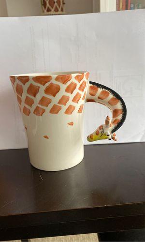 Giraffe bamboo plant holder for Sale in Washington, DC