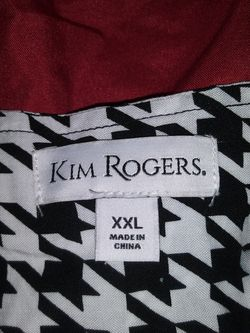 Kim Rogers Blk/Wht Tunic Fall 2 XXL for Sale in Baltimore,  MD