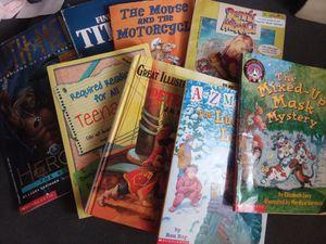Lot of books for Sale in Longview, WA