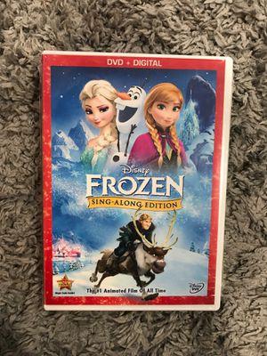 New frozen sing along dvd for Sale in Margate, FL