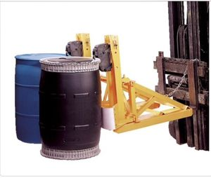 Forklift mounted double chime drum lifter for Sale in Fresno, CA