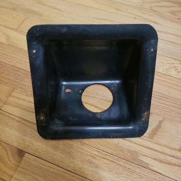 Flair Motorhome Gas Tank Refill Cover