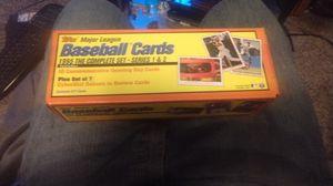 Baseball cards full set for Sale in Sandy, OR