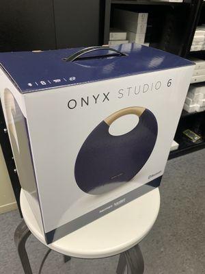 Harman Kardon Onyx Studio 6 wireless Bluetooth speaker for Sale in Lauderhill, FL