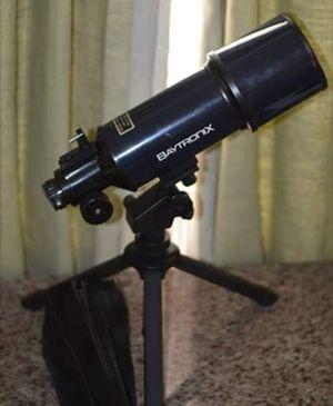 telescope-bag-tripod-3lenses for Sale in Bar Harbor, ME