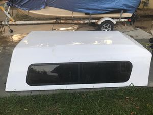 Camper shell - long bed for Sale in Fairfield, CA