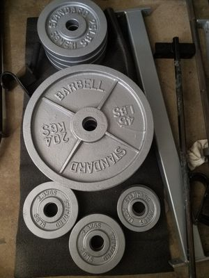 Olympic weights for Sale in Los Angeles, CA
