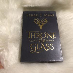 Throne of Glass Collector's Edition Book for Sale in Los Angeles, CA