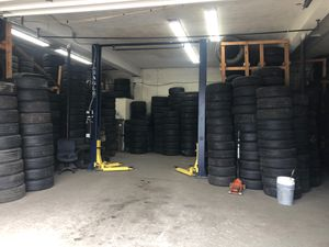 Used tires all sizes and best price for Sale in Hillcrest Heights, MD