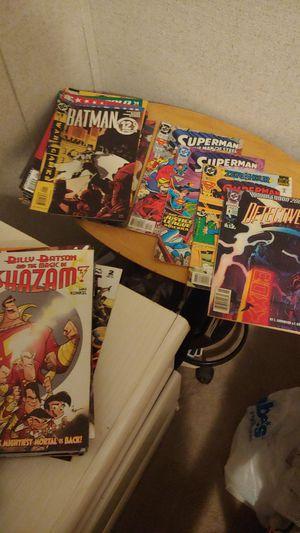 Stacks of comic books for Sale in Evansville, IN