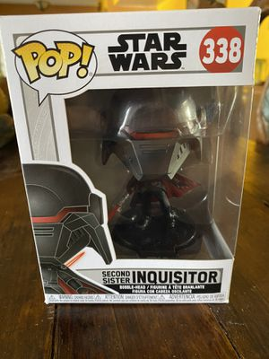 Second Sister Inquisitor for Sale in El Paso, TX