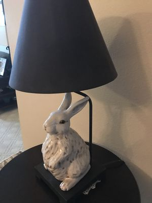 Rabbit Lamp for Sale in Hollywood, FL