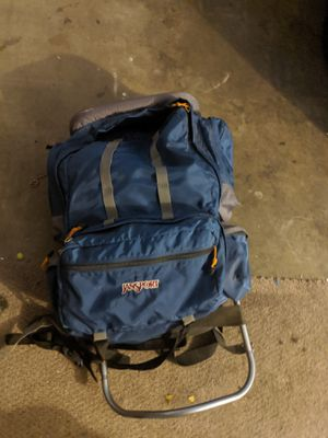 Jansport Hiking/camping backpack for Sale in Phoenix, AZ