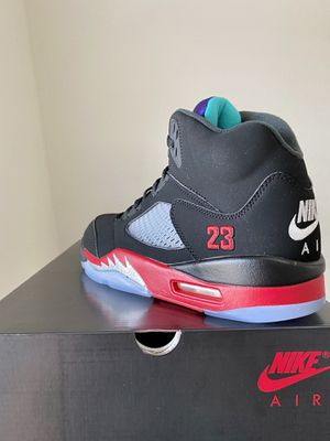 Air Jordan Retro 5 - Top 3 - Size 10.5 Men's for Sale in Katy, TX