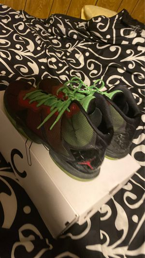 Nike Air Jordan SuperFly 4 Marvin The Martian Blake Griffin Size 10 for Sale in Nashville, TN