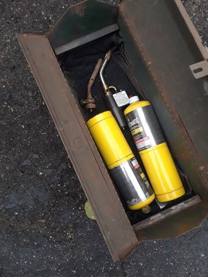 Plumbers copper line torches for Sale in Corona, CA