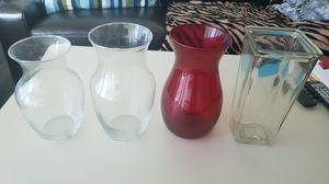 Never used Flower Vases for Sale in Atlanta, GA