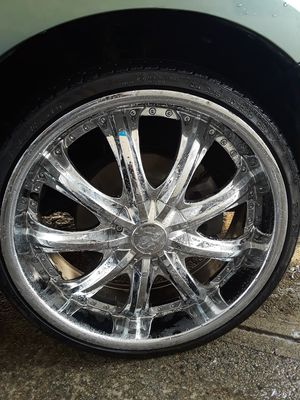 Rimstyle 20 inch Rims for Sale in Norwood, MA
