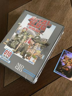 Brand New Metal Slug Anthology (PS4 / PS5) for Sale in Tacoma,  WA