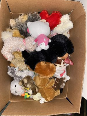 Assortment of Stuffed Animals for Sale in Lake City, GA