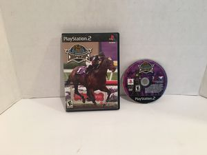 Playstation 2 ps2 Breeder's Cup Championship Game for Sale in San Bernardino, CA