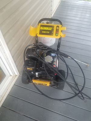 Pressure washer 3400 psi comercial. for Sale in Dublin, GA
