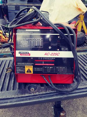 Lincoln arc welder AC-225C for Sale in Sarver, PA