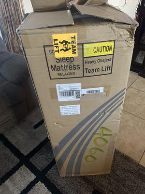 """10"""" queen memory foam mattress for Sale in Las Vegas, NV"""