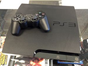 PS3 Bundle (Two Games & PS Move Set) - Like New for Sale in Springfield, VA
