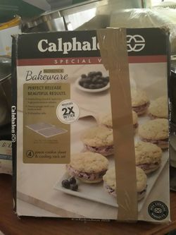 Set 4 pc bakeware calphlon for Sale in Houston,  TX
