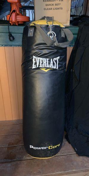 Punching bag for Sale in Lakewood, WA