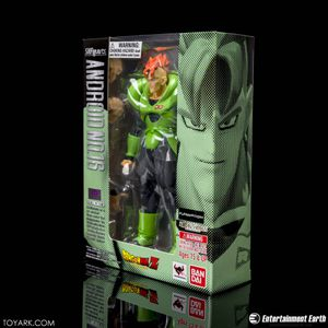 Sh Figuarts Android 16 Dragonball Z for Sale in San Diego, CA