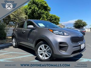 2017 Kia Sportage for Sale in Fontana, CA