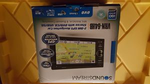 Soundstream double DIN with navigation for Sale in San Bernardino, CA