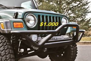 ⭐️1 OWNER Price 1,OOO$ 2000 Jeep Wrangler Urgent!! for Sale in Washington, DC
