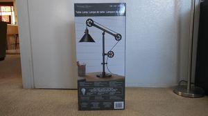 Bridgeport Desing table lamp for Sale in Fontana, CA