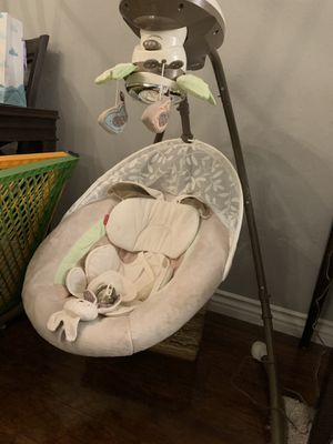 Almost new swing for baby for Sale in Mountain View, CA