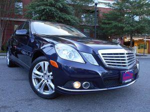 2011 Mercedes-Benz E-Class for Sale in Arlington, VA