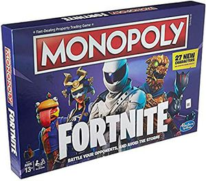 Brand new factory sealed Monopoly: Fortnite Edition Board Game for Sale in Hawthorne, CA