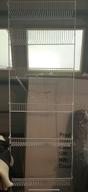 Kitchen rack, baker rack..etc for Sale in Houston, TX