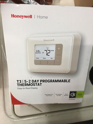 Programmable thermostat for Sale in San Diego, CA