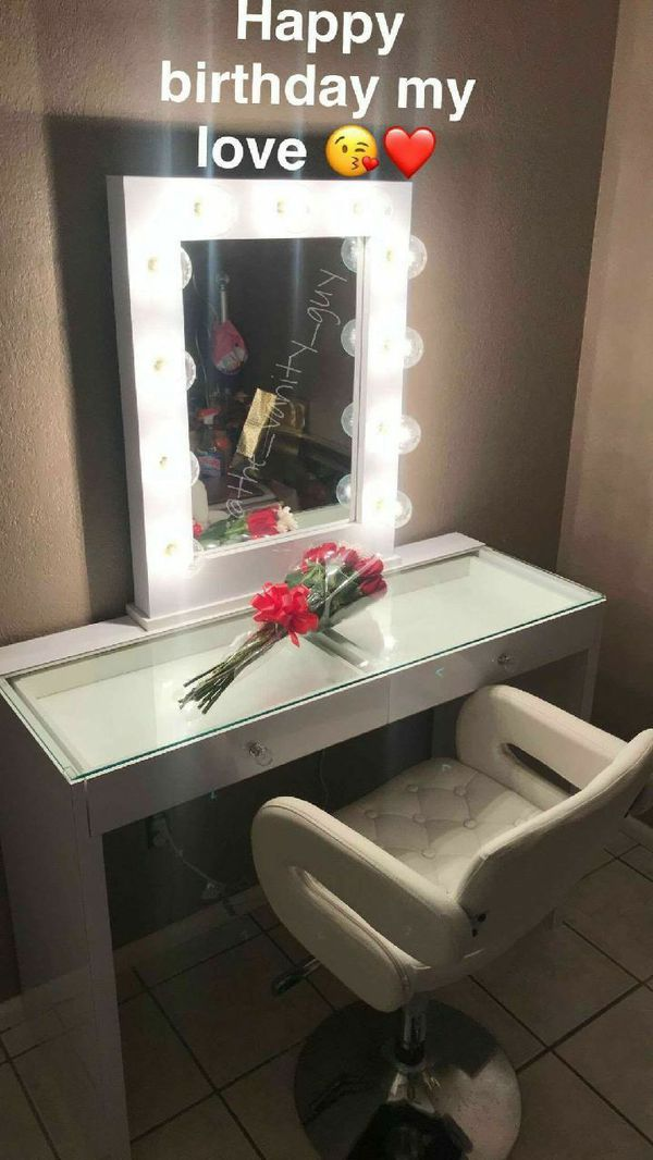 Makeup Vanity Mirror For Sale In El Paso Tx Offerup