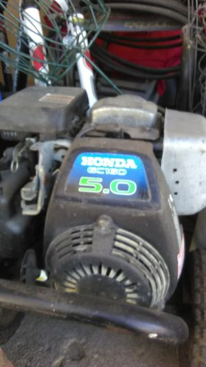 Honda Honda GC160 5.0 motor for Sale in Eastpointe, MI
