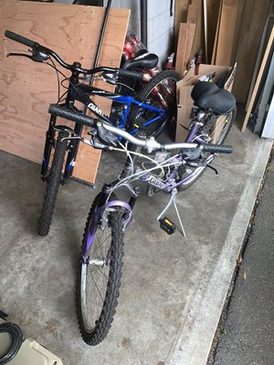 Giant bikes for Sale in Brier, WA