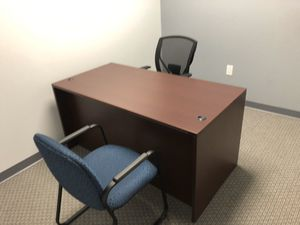 "Office desk 30""x66"" for Sale in Houston, TX"