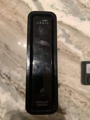 Arris Cable WiFi Modem (Spectrum, Comcast) for Sale in Valrico, FL